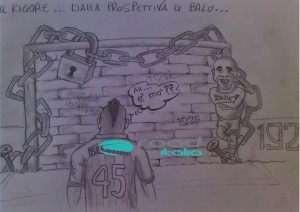 balotelli vignetta roadtv, road tv, rdt