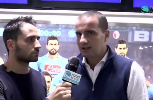 Gianluca Monti su Napoli-Arsenal (VIDEO)