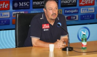 benitez parma napoli roadtv, rdtv, road tv