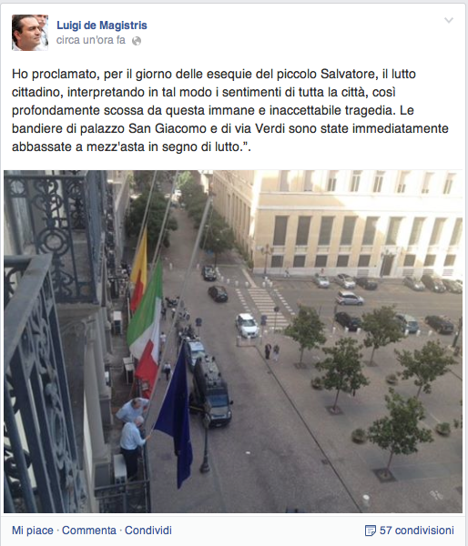 post de magistris giordano
