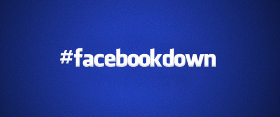 Facebook down per Infostrada e Wind