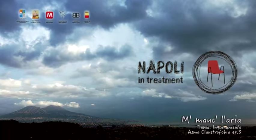 "Napoli in Treatment: ""M' manc' l'aria!"" (VIDEO)"