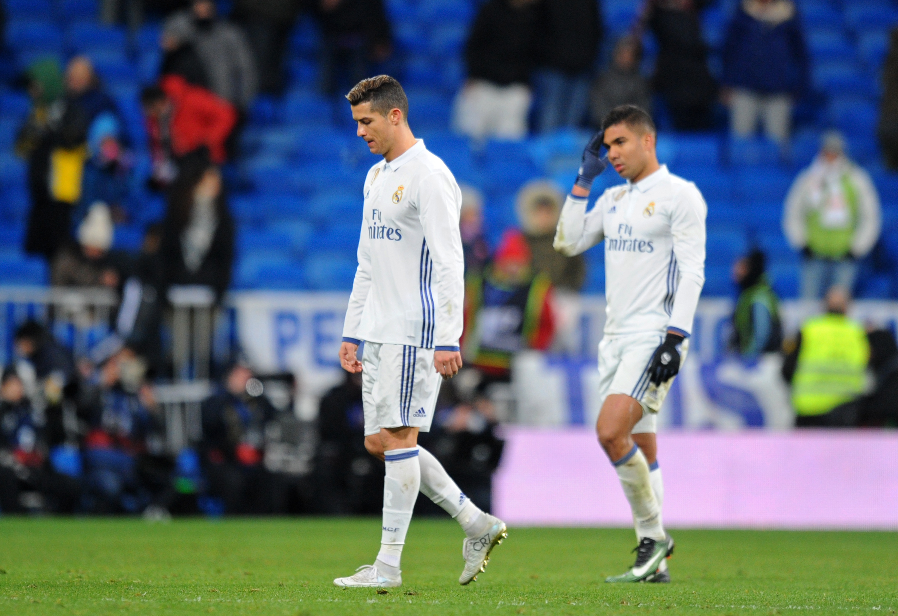 Real Madrid sconfitto dal Celta Vigo al Bernabeu