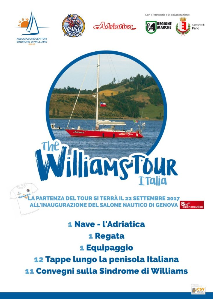 Williams Tour Italia