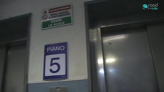 San Paolo….ospedale out of order