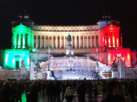 Unita d'Italia: Tanti auguri ...a chi?