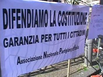 C - Day a Napoli: interviste rappresentanti ANPI