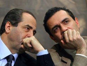 L'On. Di Pietro e il candidato sindaco De Magistris incontrano i cittadini del Vomero
