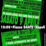 """""""Cittadini campani per un piano alternativo dei rifiuti"""""""