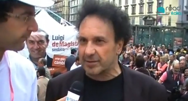 Intervista a Enzo Avitabile