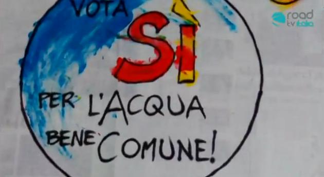 Marfella: acqua bene comune e farmaco essenziale (video)