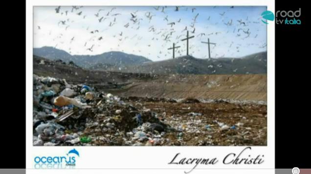Emergenza rifiuti.... tossici (Contrada Pisani) - Radiocittafutura