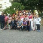 Napoli: Piazza San Vitale restituita al decoro dai cittadini