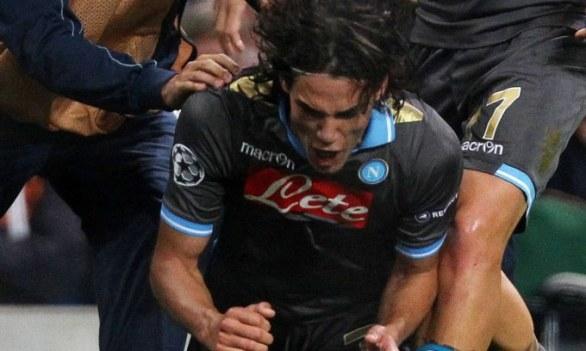 Manchester City - Napoli 1-1 ... a Barcellona