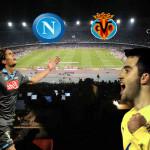 Champion Napoli Villareal 2-0
