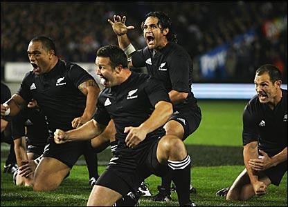 Rugby World Cup. Haka, Cibi, Siva Tau e Kailao