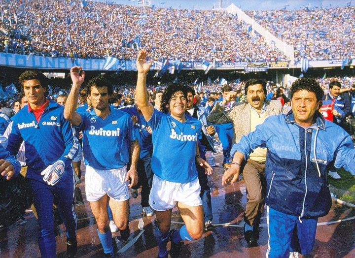 Napoli - Fiorentina: quando Galeazzi chiuse il Napoli negli spogliatoi