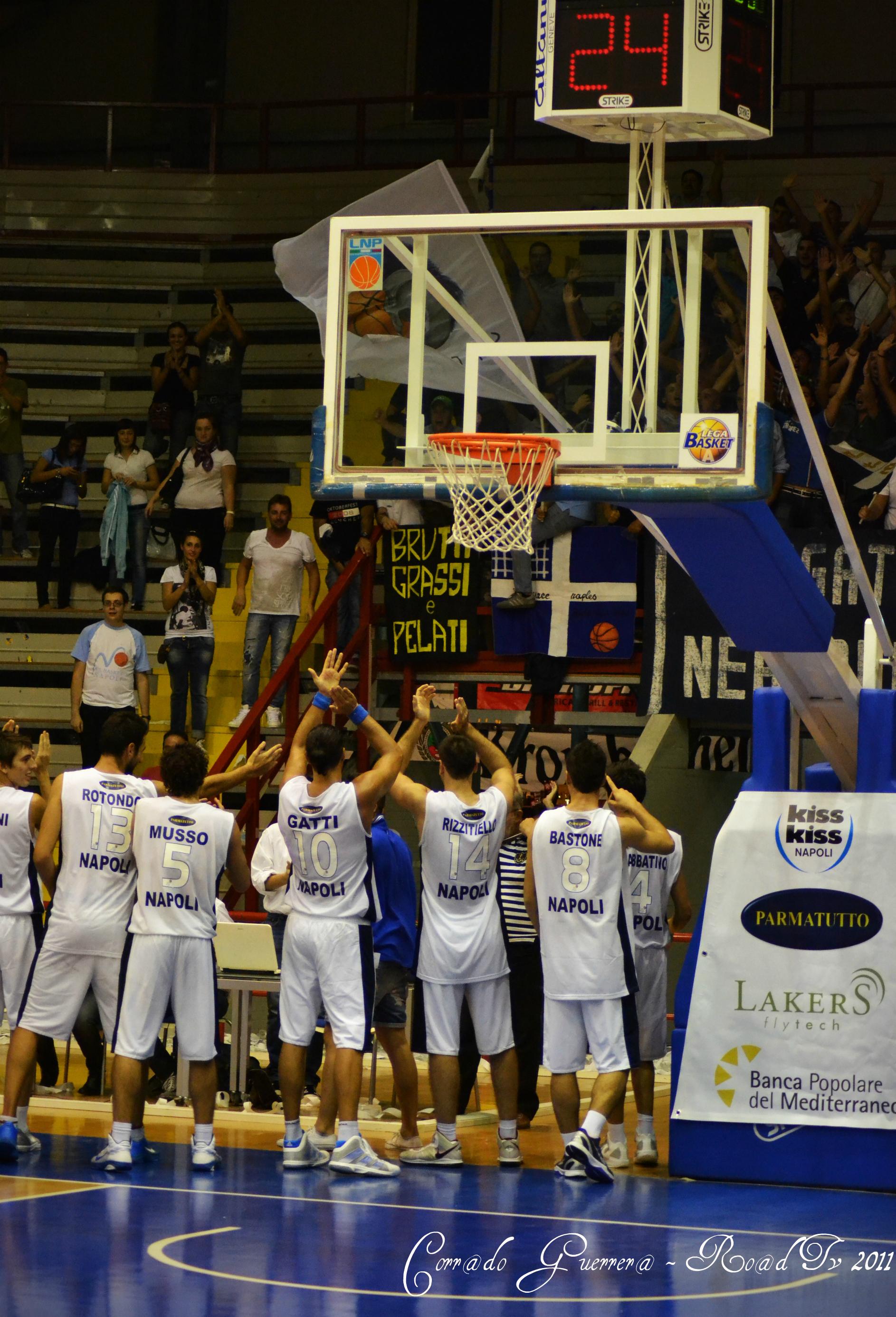 Napoli ritrova il Basket...ball