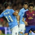 I Tifosi del Napoli a Barcellona (22/08/2011)