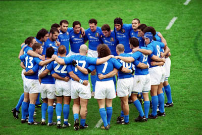 Rugby World Cup New Zeland. Mondiali Rugby. Italia-Usa 27-10.