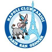 Mondo azzurro. Napoli-Juve con il Paris San Gennar