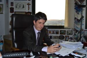 Giovanni Conzo, sostituto procuratore presso la DDA di Napoli
