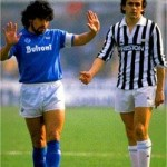 Napoli Juventus: la sfida infinita, gol ed immagini.