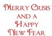 Un Natale in bianco, all'insegna della crisi