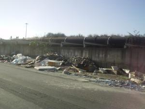 Discarica e rifiuti non rimossi. Road Tv Italia denuncia e chiede spiegazioni a Raphael Rossi (dimissionario)