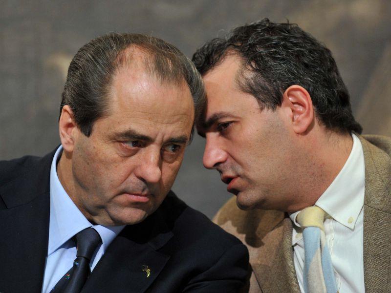 Convegno Italia dei Valori a Napoli.