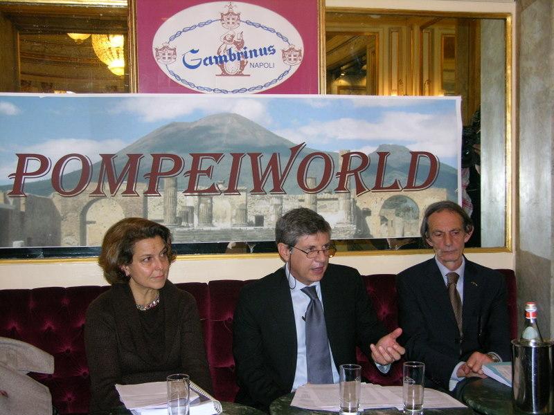 Pompeiworld, il grande attrattore turistico che può salvare Napoli