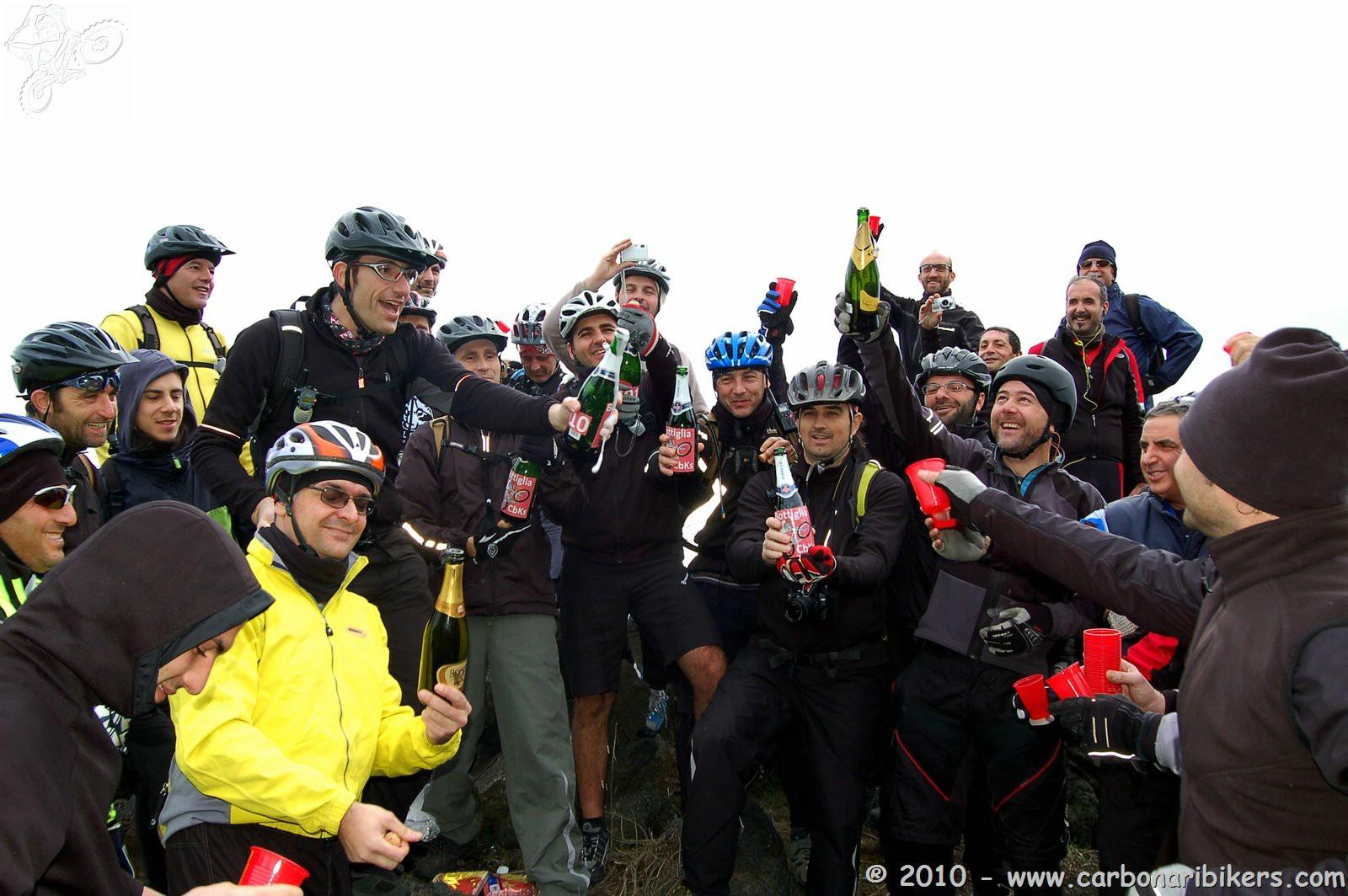 Mountain biking o la ami o la odi: noi la amiamo