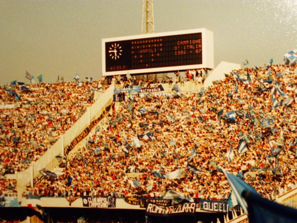 Auguri e per i nostalgici forza Napoli 1986/1987