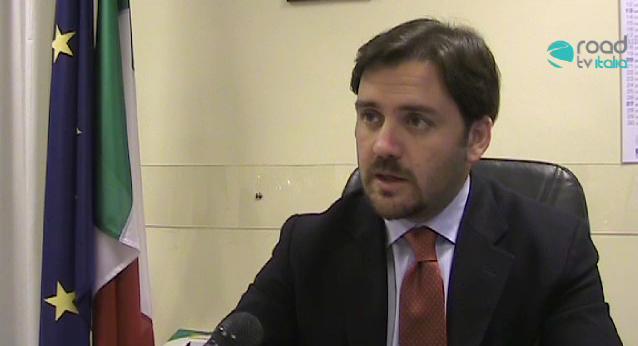 Melito dice no alla camorra: intervista al sindaco, Venanzio Carpentieri