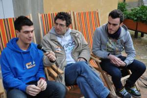 Road Tv Italia incontra Bisquits. Indigeni digitali