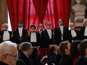 LIVE: La protesta degli avvocati napoletani