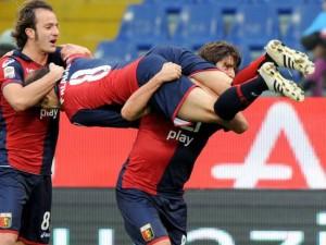 Sintesi video sull'incontro Genoa Napoli