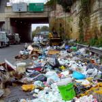 Bonifica sul raccordo di Via Pigna della commissione Ambiente del Comune di Napoli