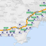 La Tangenziale ai napoletani. Intervento di bonifica 5 gennaio 2012 ore 8.30