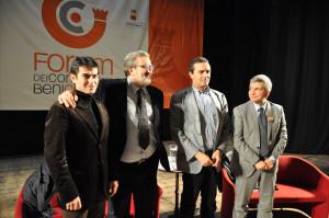 Forum dei comuni sui beni comuni. Road Tv intervista il sindaco Luigi De Magistris