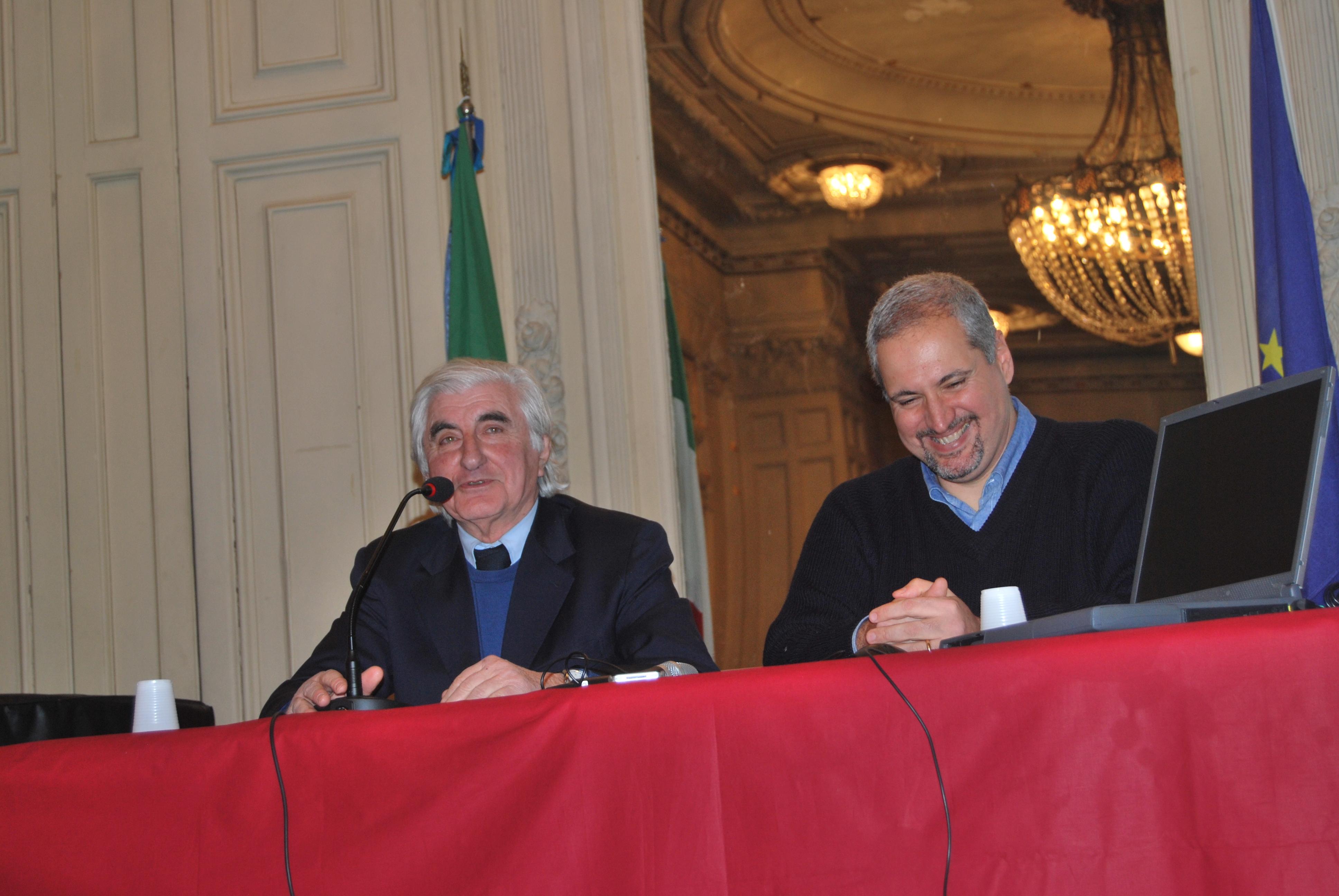 Circolo artistico politecnico, intervista del presidente Adriano Gaito