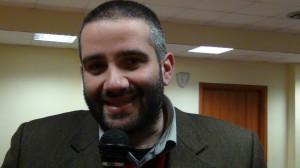 """Tonino Scala presenta il suo libro """"Disonorevoli"""""""