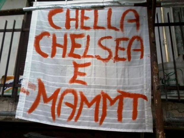 Chelsea-Napoli: GRAZIE RAGAZZI