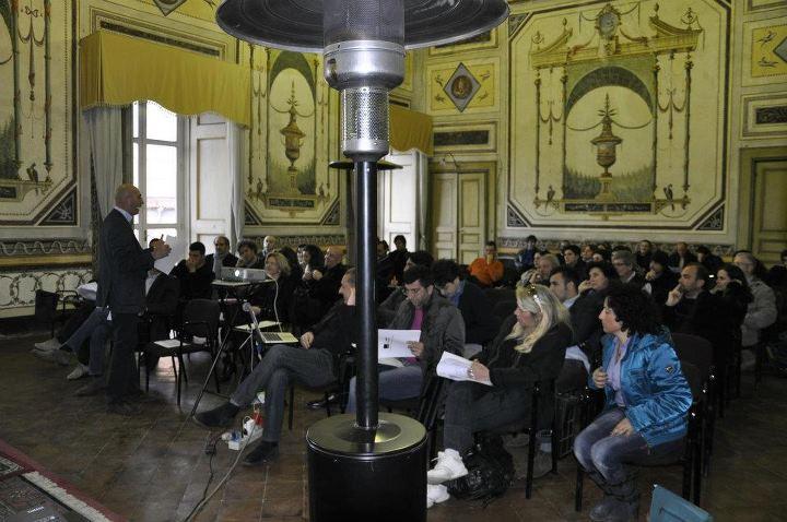 Hub Napoli Nord, la Campania in movimento