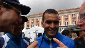 Neapolis Half Marathon, campioni olimpici, atleti e Don Luigi Merola