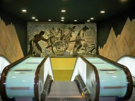 Metro Tour. Intervista a Stefano Caldoro