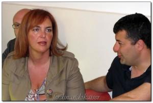 Stefania Fanelli: la Politica, l'Impegno