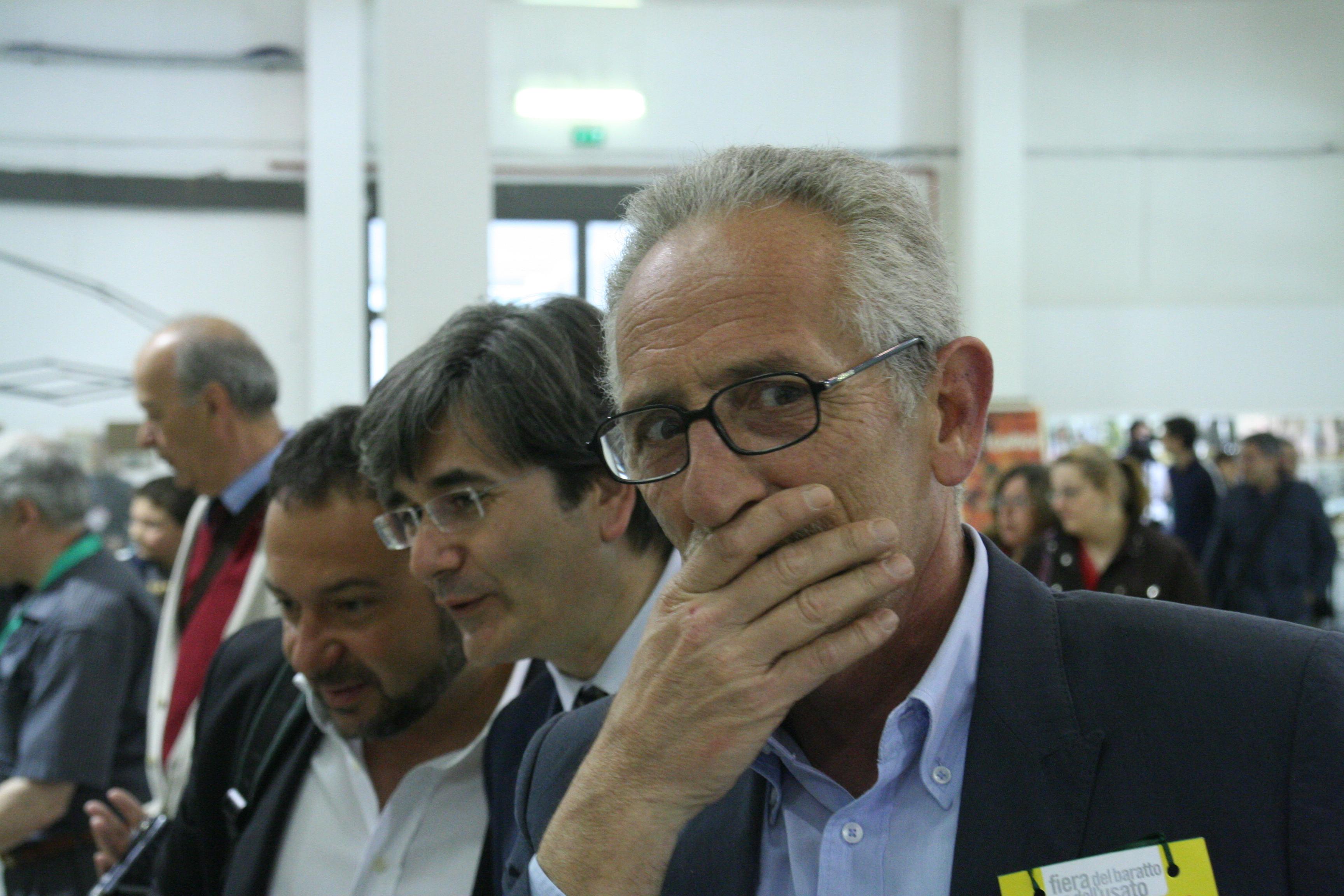 Alan De Luca ai microfoni di Road Tv Italia
