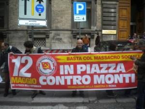 Federazione della Sinistra: Manifestazione del 12 Maggio a Roma
