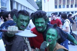Napoli: Comicon 2012
